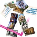 L'affiche des Journées européennes du patrimoine