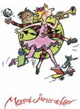 Salon régional du livre pour la jeunesse « Mercredi, journée de folie ! »